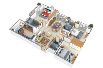 Pristine Meadows Floor Plan