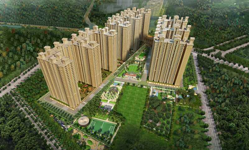GM Infinite Global Techies Town, Electronic City Phase 1 - Elevation Image