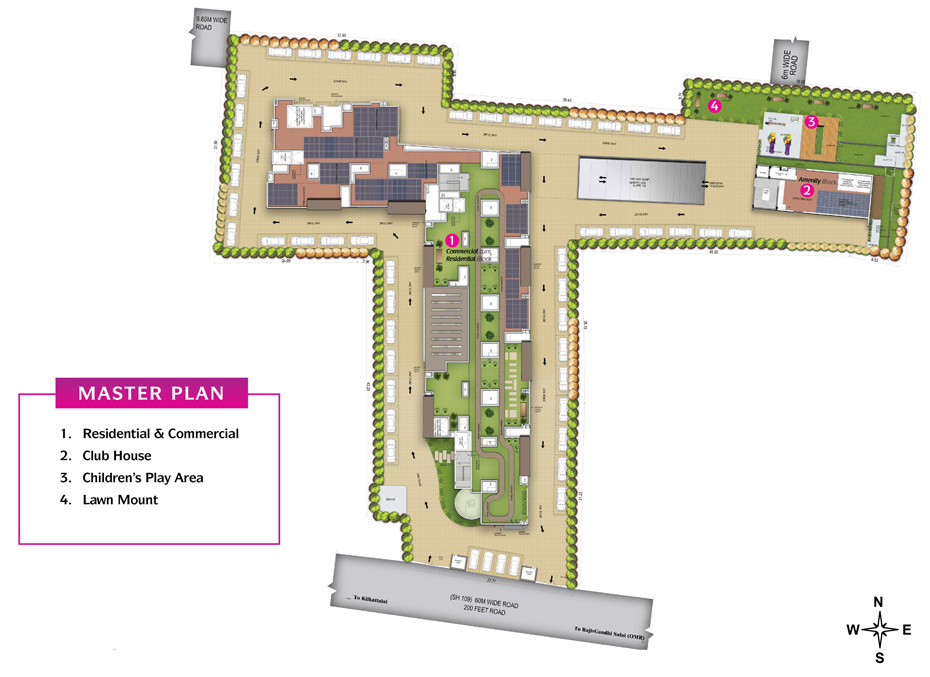 DRA 90 site plan Get Me Roof Blog – How To Get A Site Plan