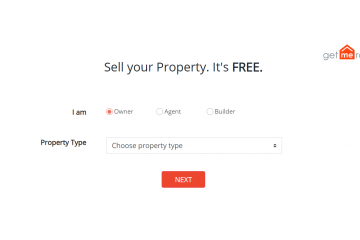 Sell Your Property on Get Me Roof