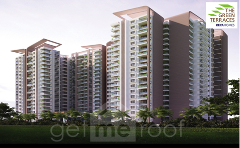 The Green Terraces - Elevation Image