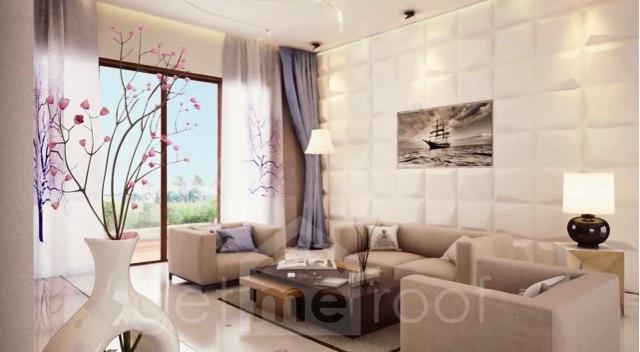 The Green Terraces - Living Room - 1