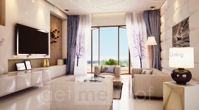 The Green Terraces - Living Room - 2
