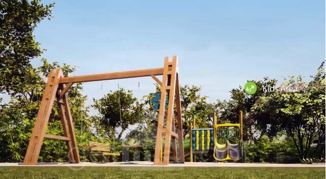 The Green Terraces - Kids Playing Area