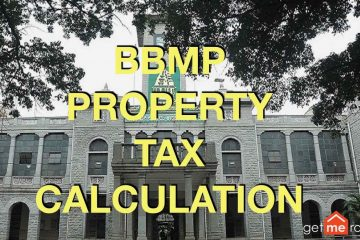 BBMP Property Tax Calculation
