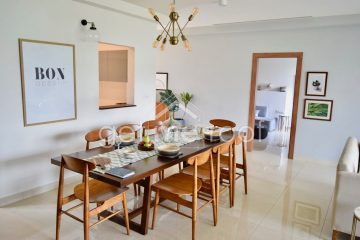 Assetz Marq 2.0 Dining Area, Whitefield