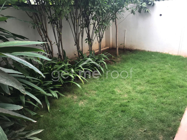 Assetz Soul & Soil, Hennur Road - Private Garden