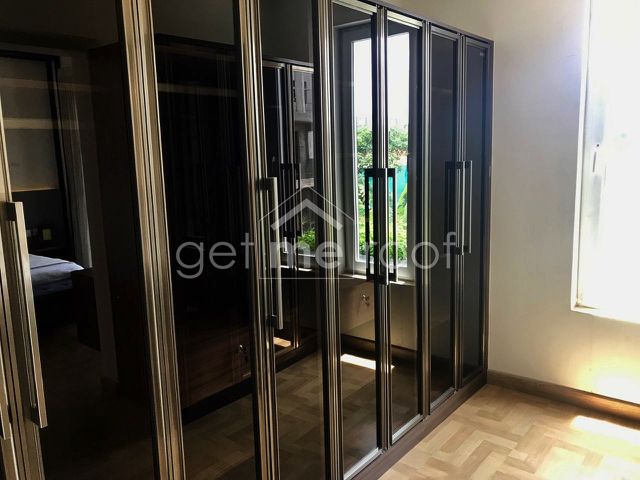 Assetz Soul & Soil, Hennur Road - Walk-in Wardrobe in Bedroom 2