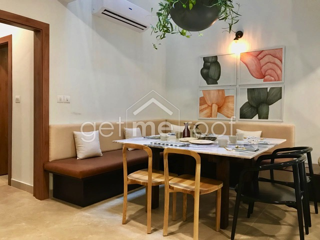 Assetz Leaves & Lives, Sarjapur Road - Spacious Dining Area