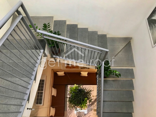 Assetz Leaves & Lives, Sarjapur Road - Stairs View from Terrace Pathway - 4 BHK