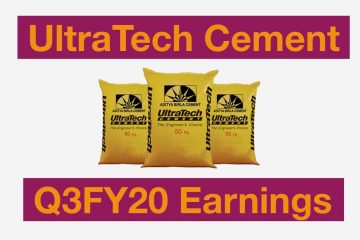 UltraTech Cement Earnings - Q3FY20