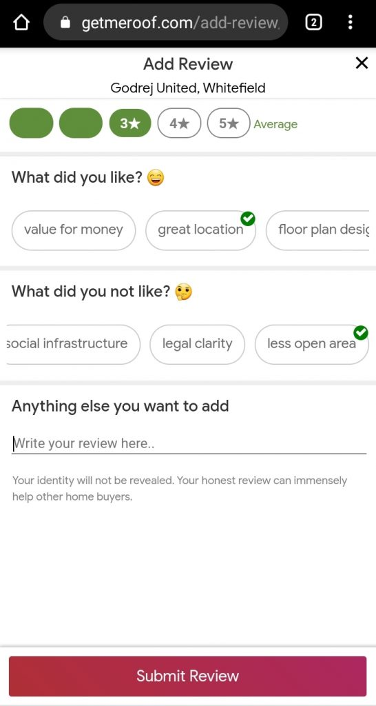 26. submit property review - getmeroof